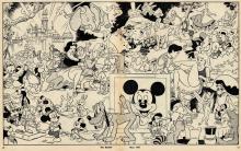 Disney par W. Wood