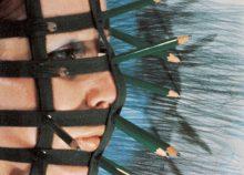 Masque crayons