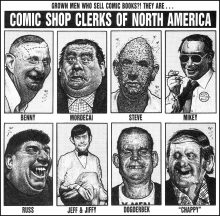 Comic Shop Clerks of North America