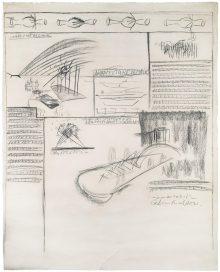 Urbanisme de l'air, architecture de l'air, décorations-intégrations – 1959