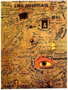 L'œil cacodylate – 1921