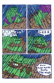 Pluie & boue