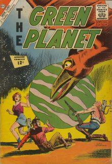 Planète verte – 1962