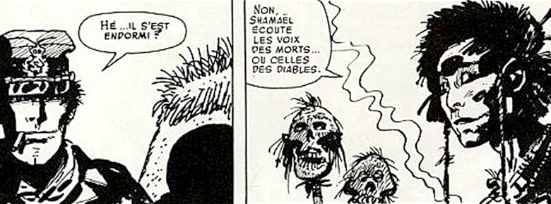 bande dessinee belgique rwanda noir et blanc