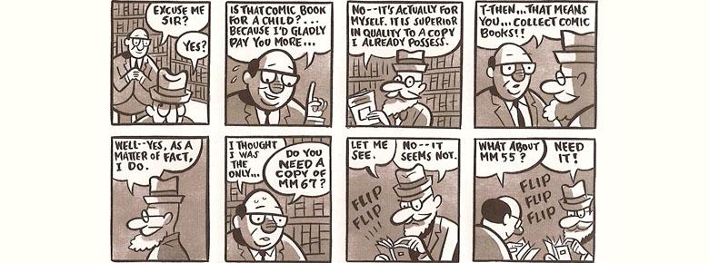 1 - Les comics que vous lisez en ce moment - Page 2 669_-_Wimbledon_Green